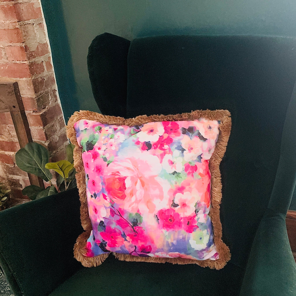 Boho Pillow-3 Available