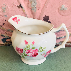 Floral Pitcher- England