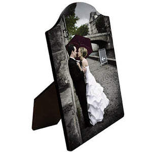 5 X 7 PHOTO PANEL - ARCHED TOP