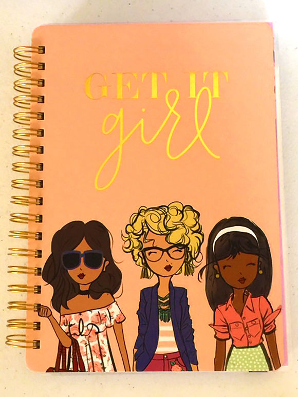 Get It Girl Scripture Journal - Personalized