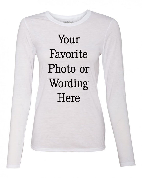 LONG SLEEVE T-SHIRT (WOMEN'S)