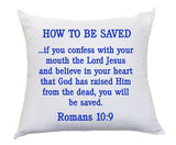 HOW TO BE SAVED