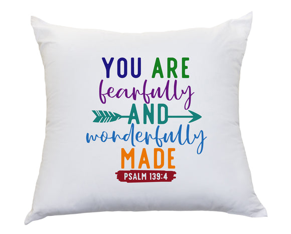 YOU ARE FEARFULLY AND WONDERFULLY MADE