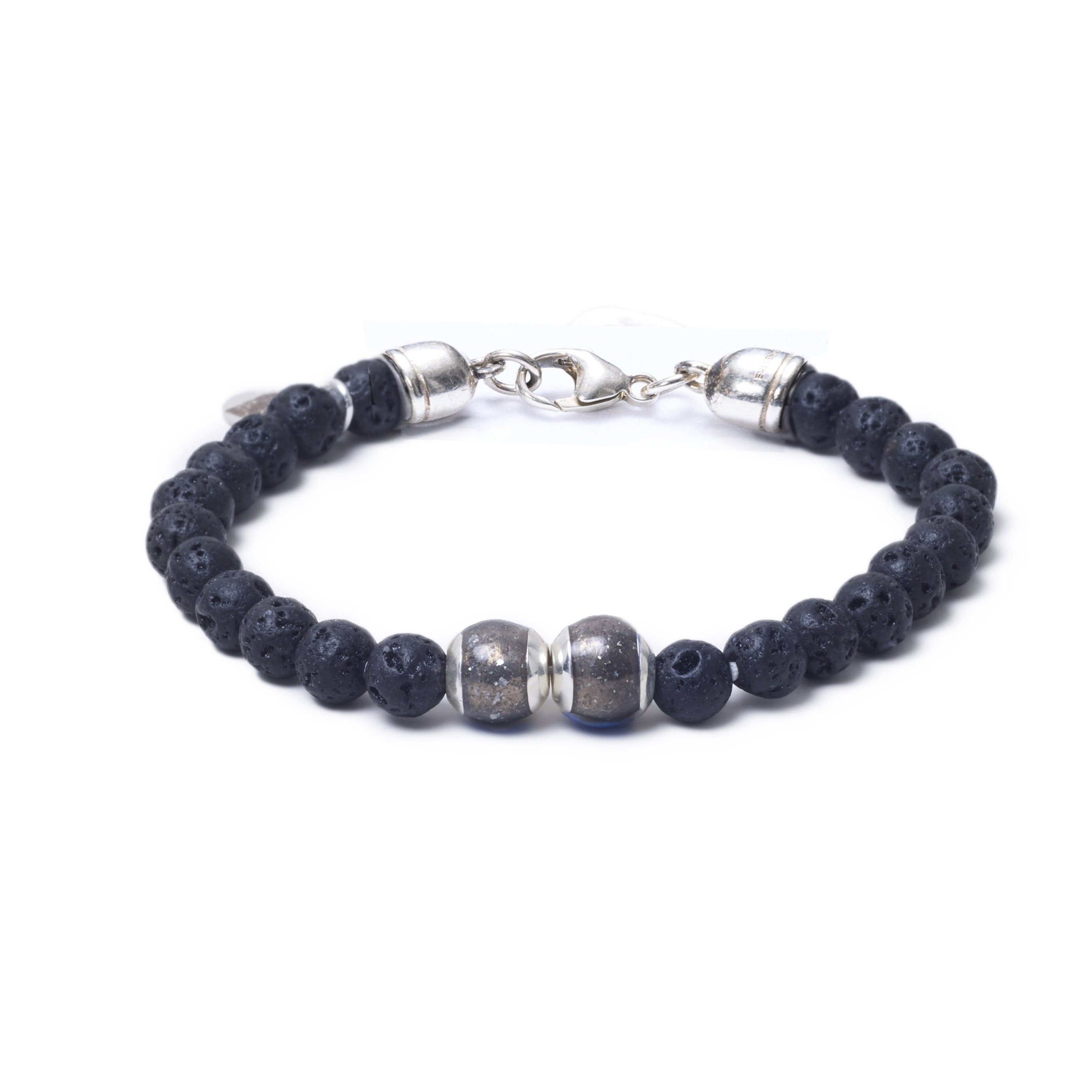Lava, Two Everence Beads