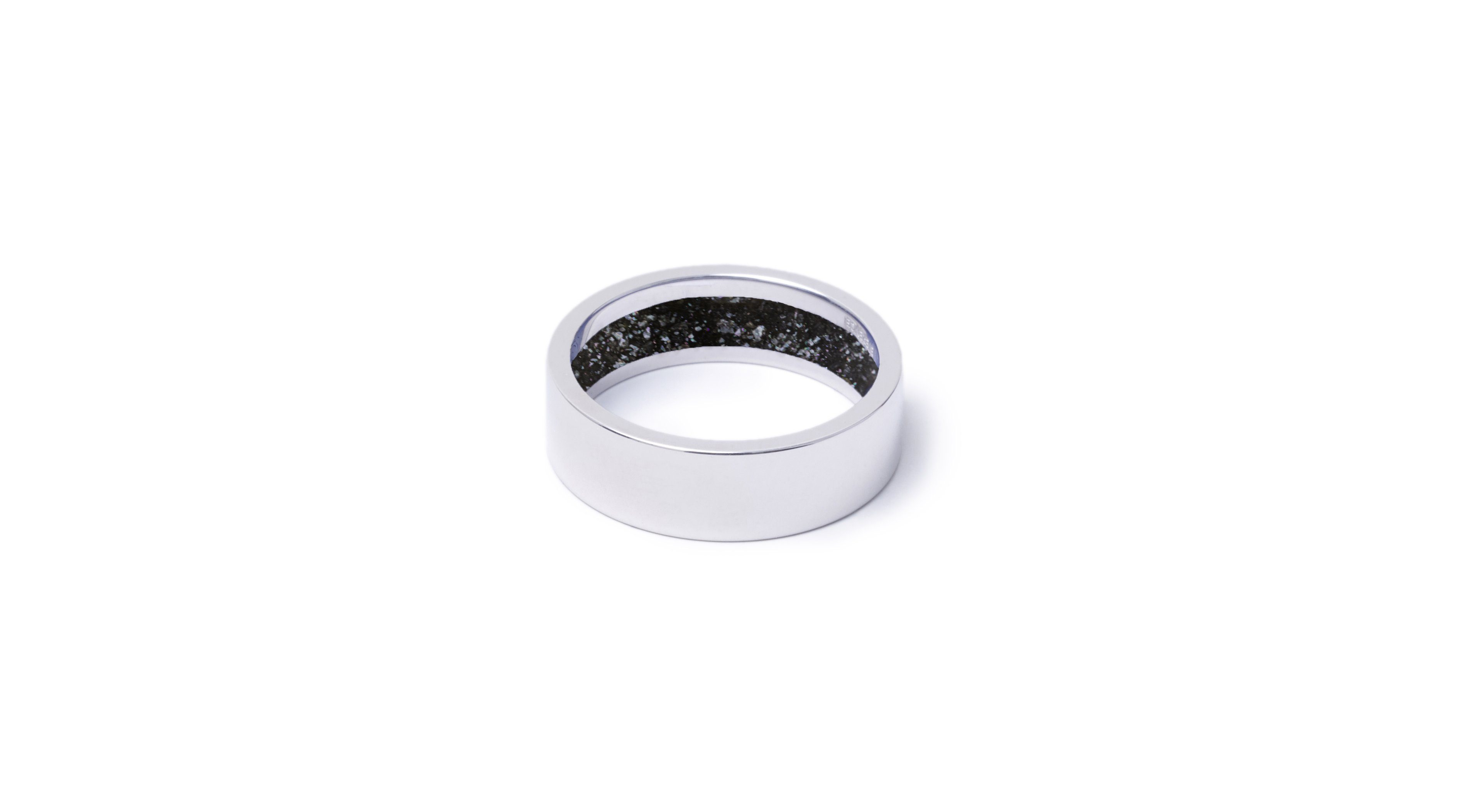 Everence Ring, 10k White Gold everence.life