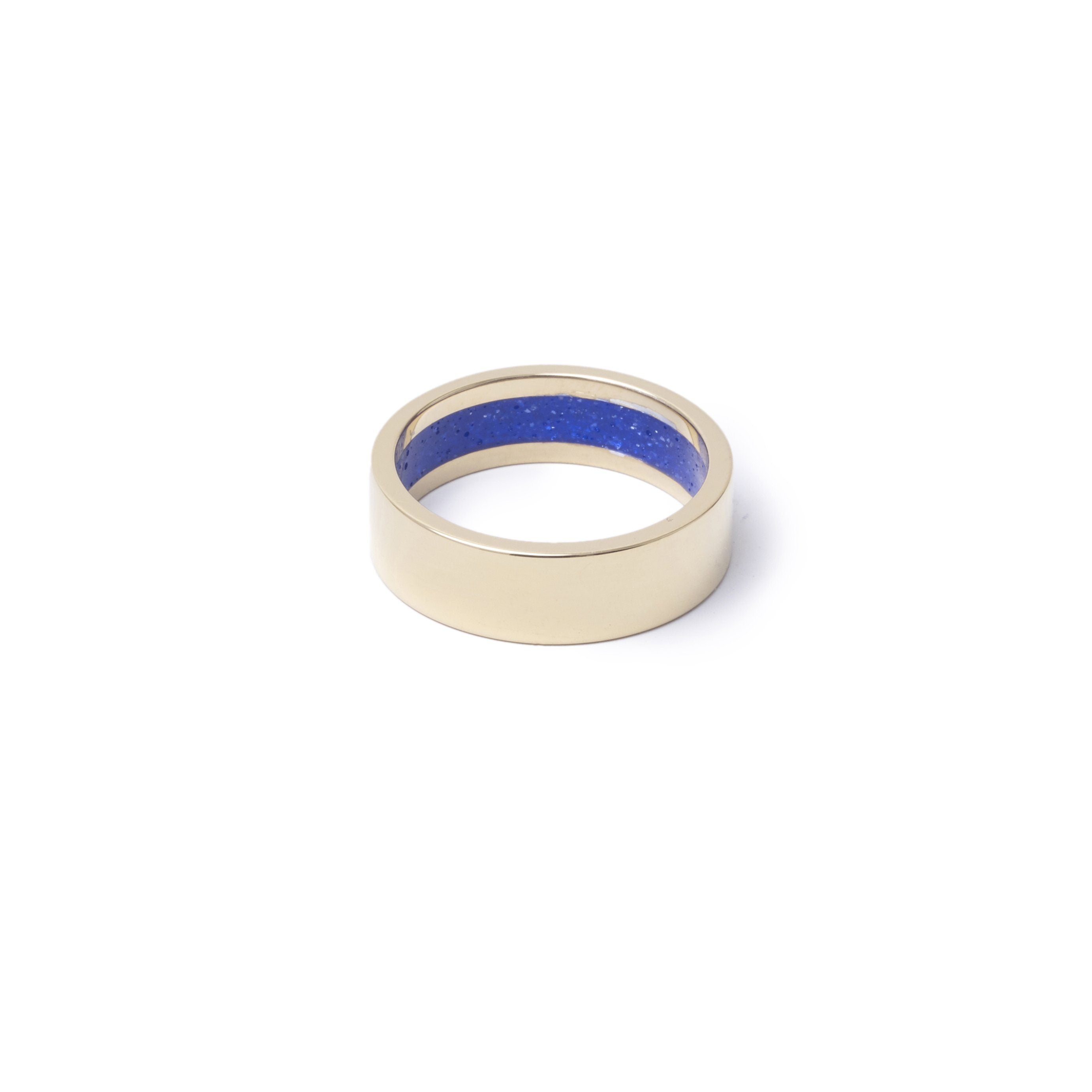Everence Ring, 10k Yellow Gold everence.life 6mm Sky