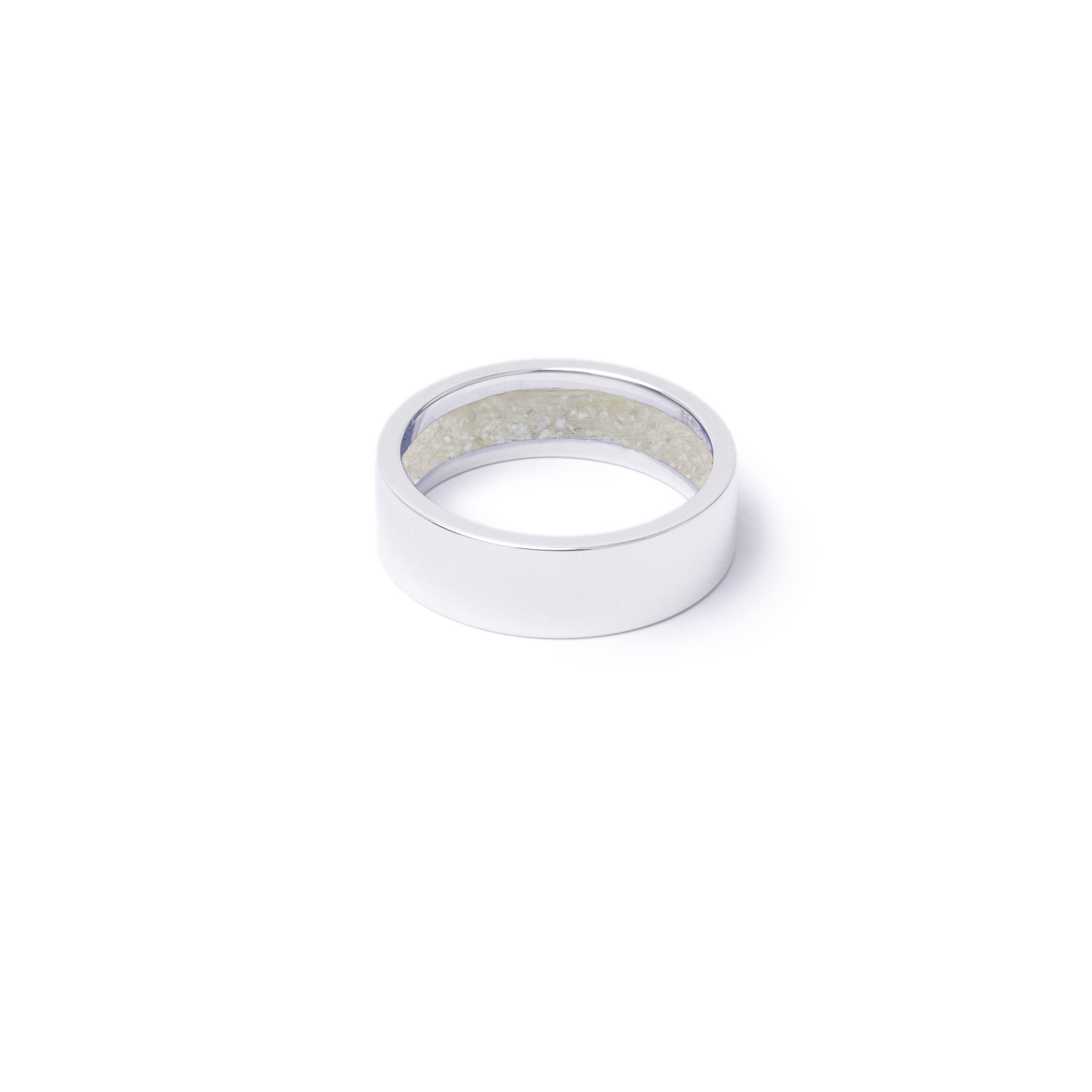 Everence Ring, Sterling Silver everence.life 6mm Pearl