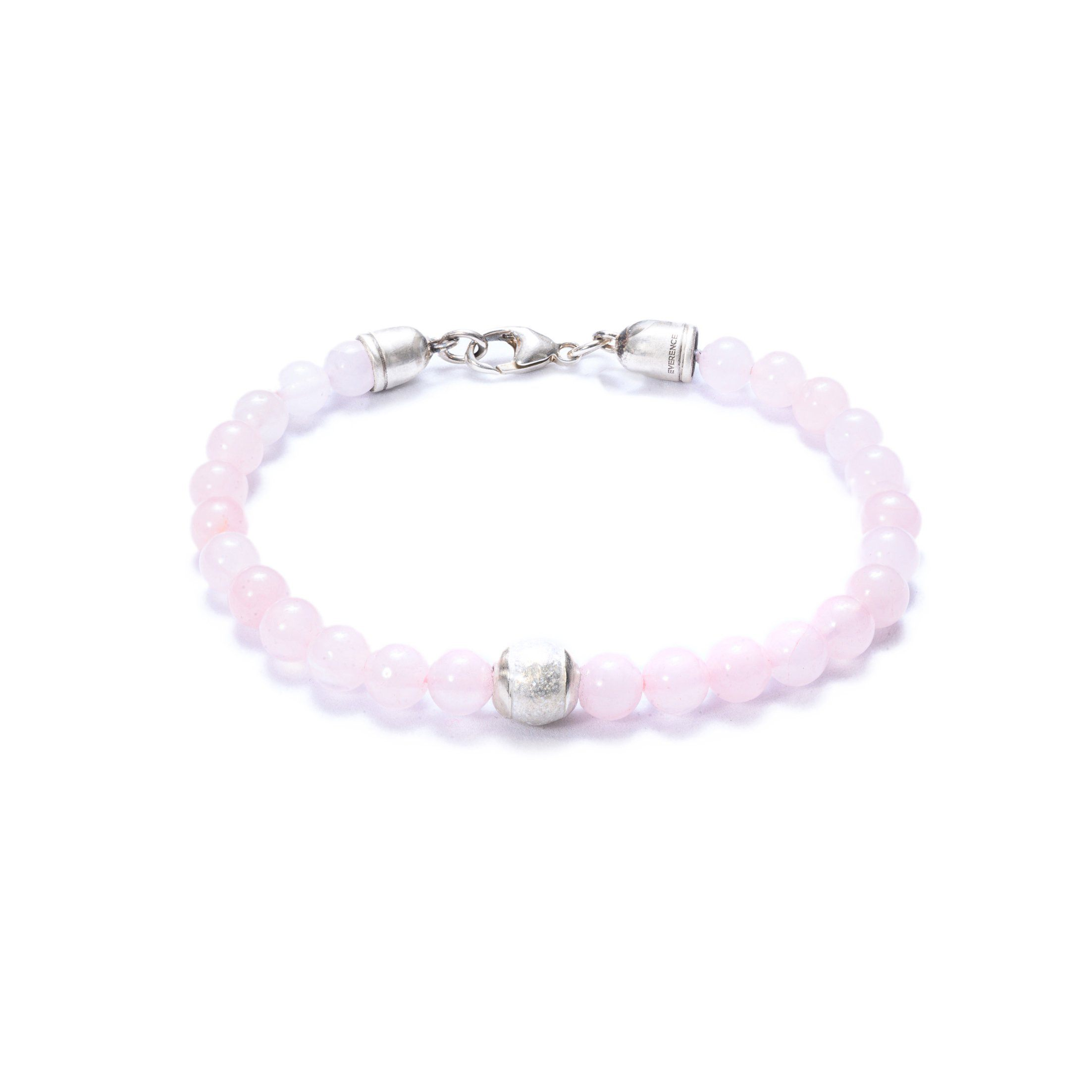 Rose Quartz, One Everence Bead