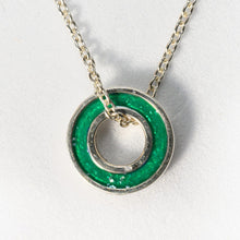 Forever Circle Charm (Add on charms) everence.life Emerald