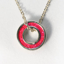 Forever Circle Charm (Add on charms) everence.life Scarlet