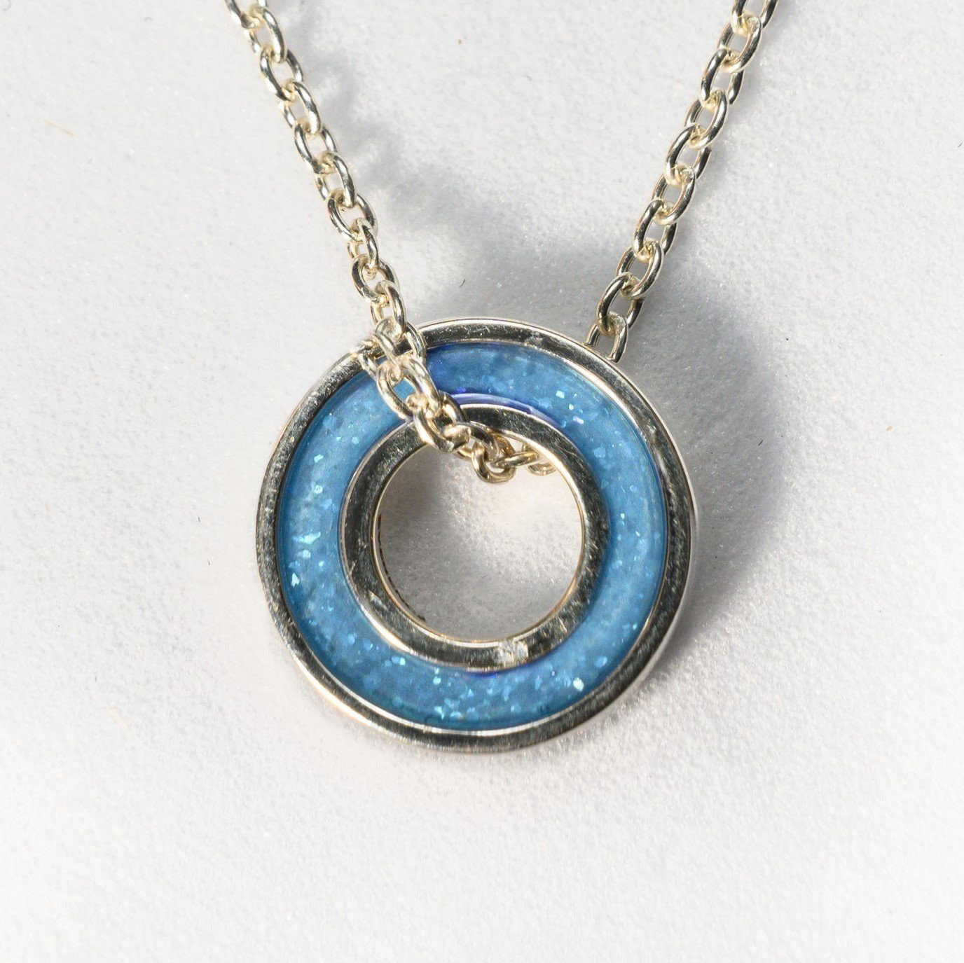 Forever Circle Charm (Add on charms) everence.life Sky