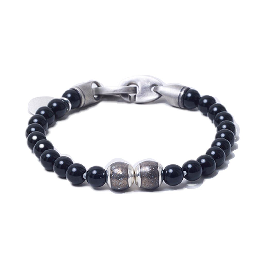 Onyx, Two Everence Beads everence.life