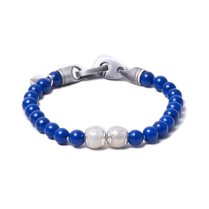 Lapis Lazuli, Two Everence Beads everence.life