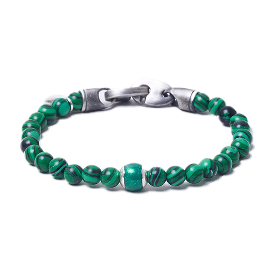 Malachite, One Everence Bead everence.life
