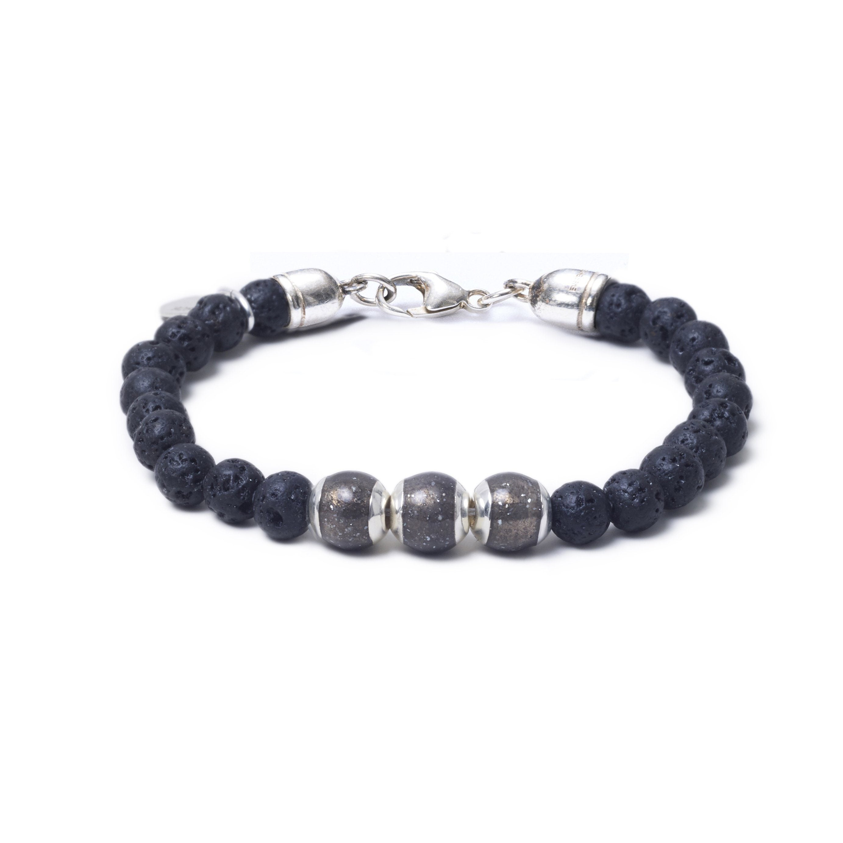Lava, Three Everence Beads