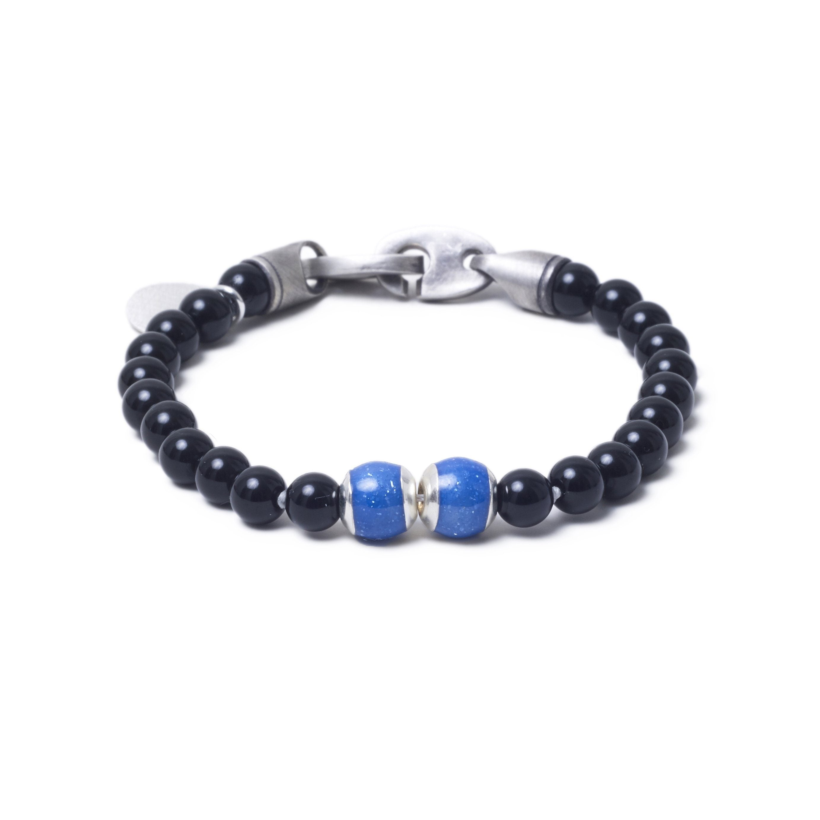 Onyx, Two Everence Beads