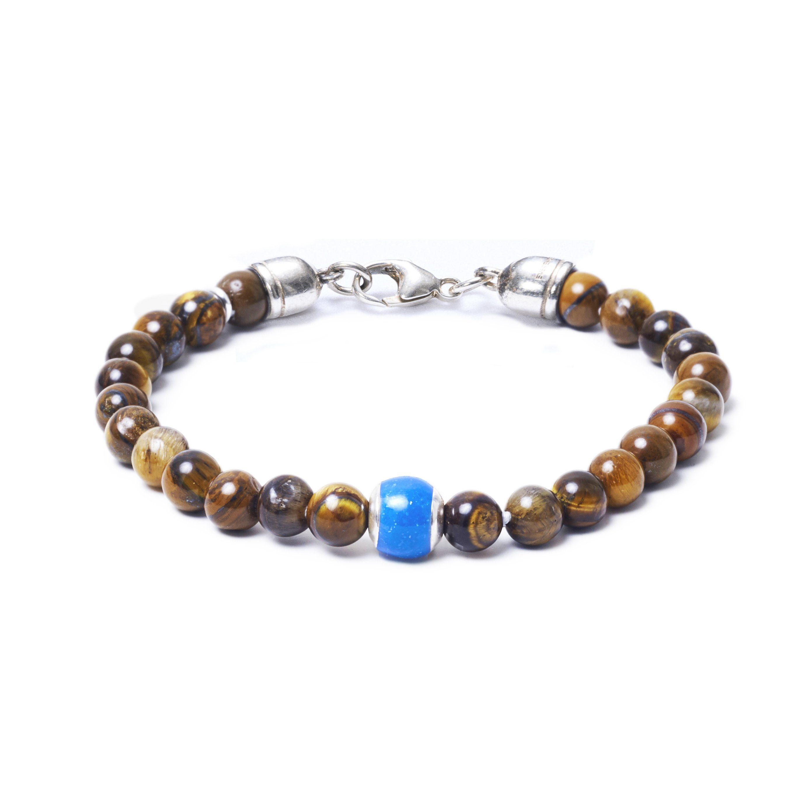 Tiger Eye, One Everence Bead everence.life