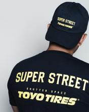 SS X Toyo Tires Collab Dad Hat - Navy
