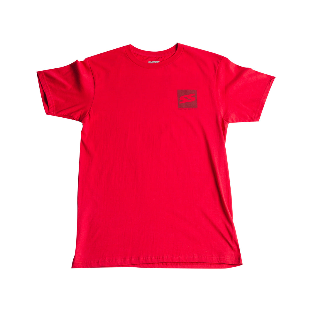 L.E. Red Tee