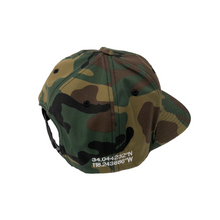 Super Street Logo Snap Back - Camo