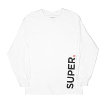 Super LongSleeve - White