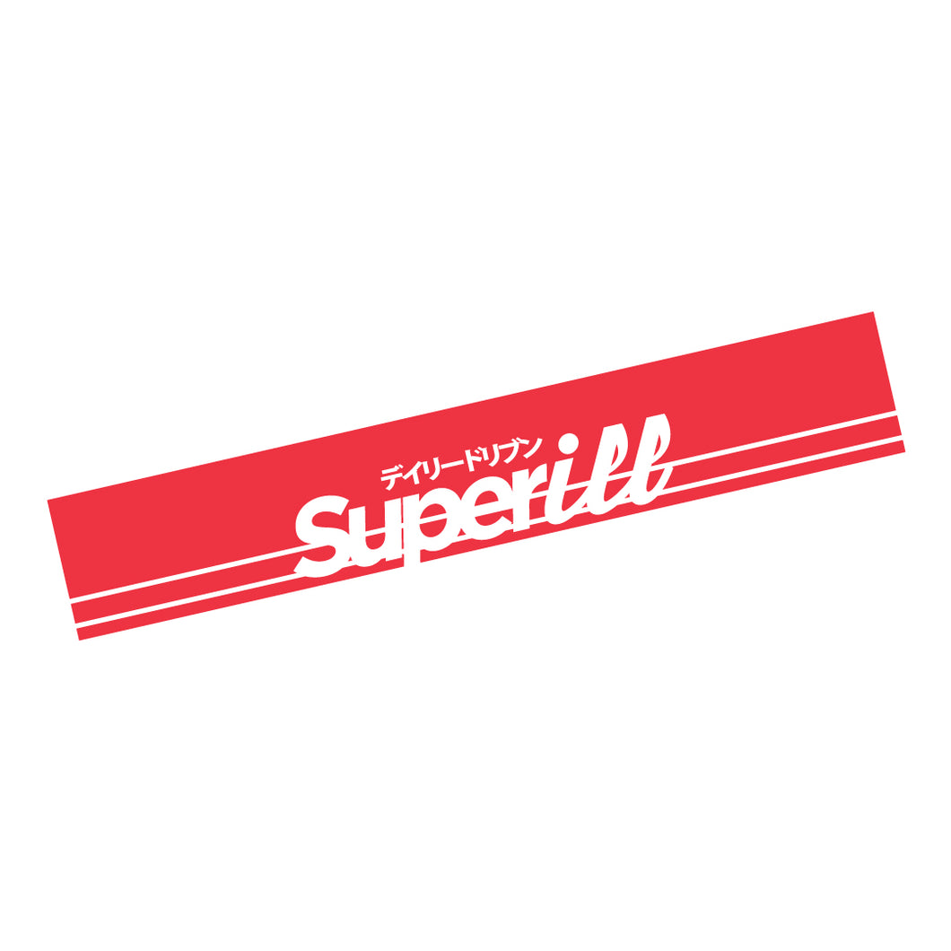 The Official Superill Window Banner