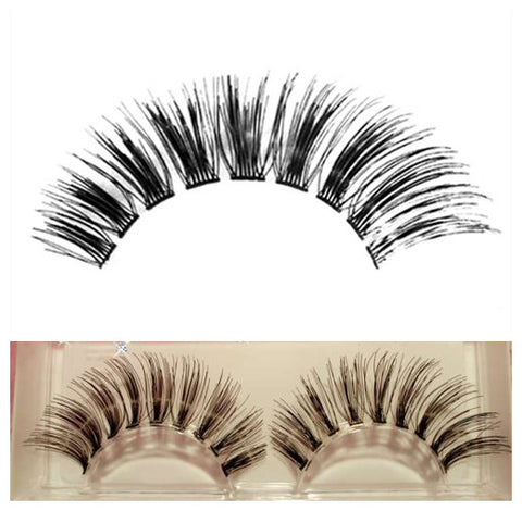 Dorisue Lashes Pretty boast tapered end technology for a natural Medium Long Volume Lashes 10 pairs lashes pack