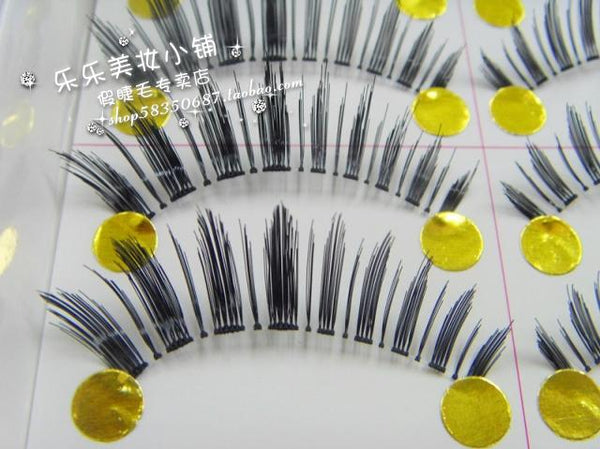 Dorisue Wispies Multipack False Eyelash tapered lash style with medium volume Natural lashes look 10 pairs lashes pack