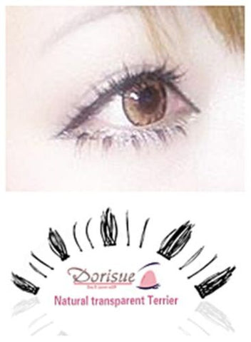 Dorisue False Eyelashes (10 Pairs Set ) Reusable Makeup Natural Lower Bottom False Eyelashes 05