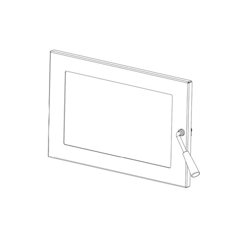 Complete Door Assembly - 2243