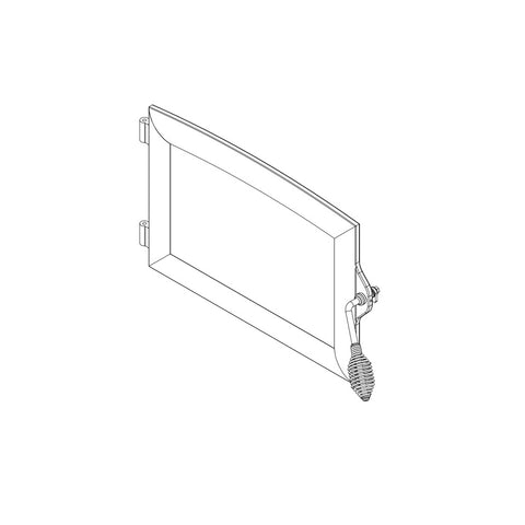Complete Door Assembly - 2245