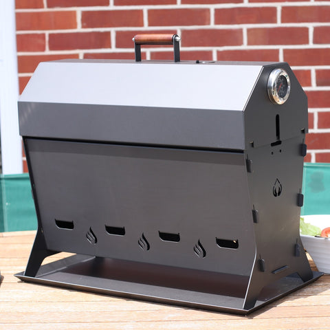 Char-Master Portable outdoor Grill-CF-13799