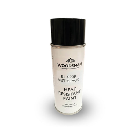 Woodsman High Temperature Paint - 400ml