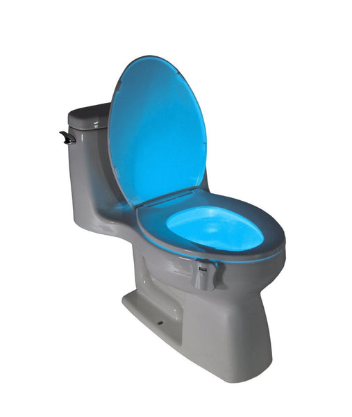 Motion Activated Toilet Nightlight - Outdoorly