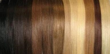hair color matching extensions
