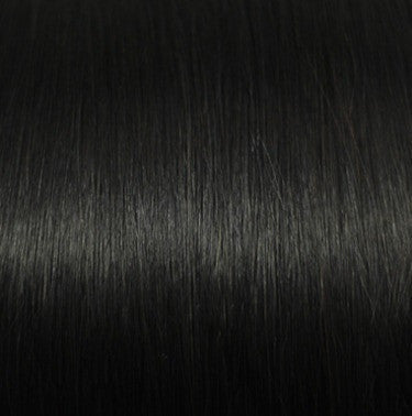 bellami hair extensions #1b natural off Black 20