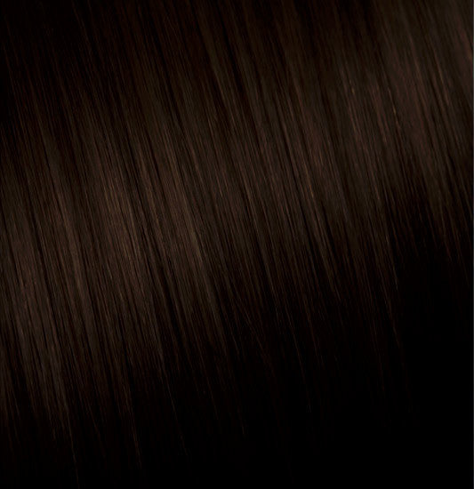 bellami hair extensions #2 dark mocha brown 20