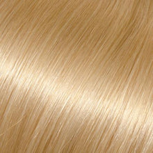 "20"" clip in remy human hair extensions #22 blonde long hair"