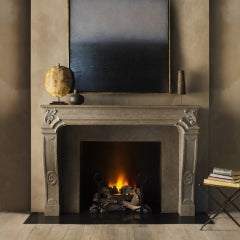 suzanne tucker home mantels