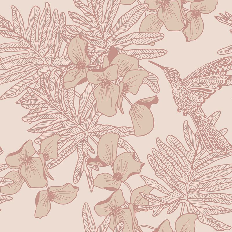 Maxwell Fabric 180411704 Hummingbird Beach