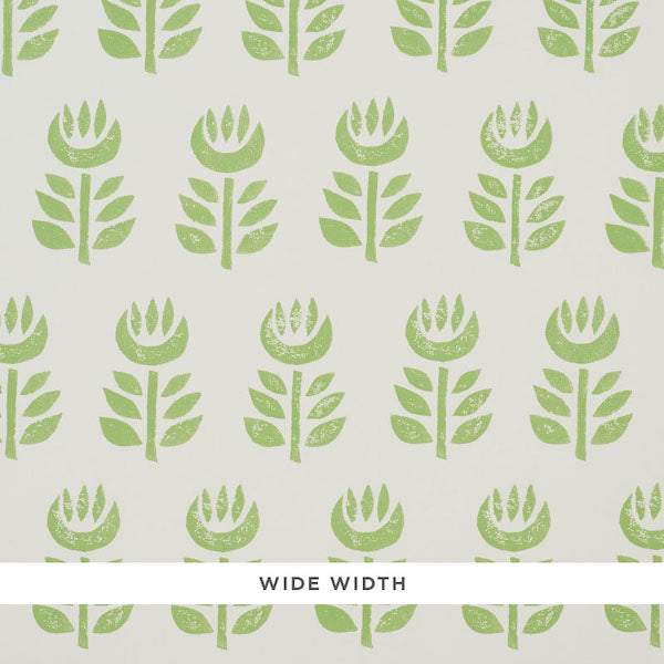 Schumacher Wallpaper 5011332 Rosenborg Green