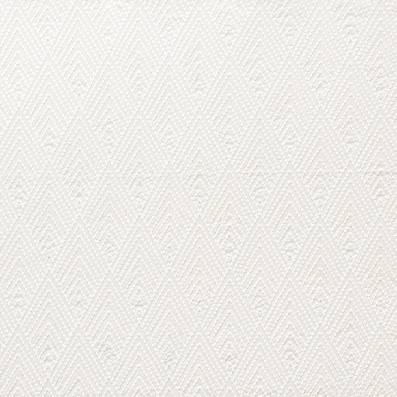 Schumacher Fabric 75373 Avila Embroidery Ivory