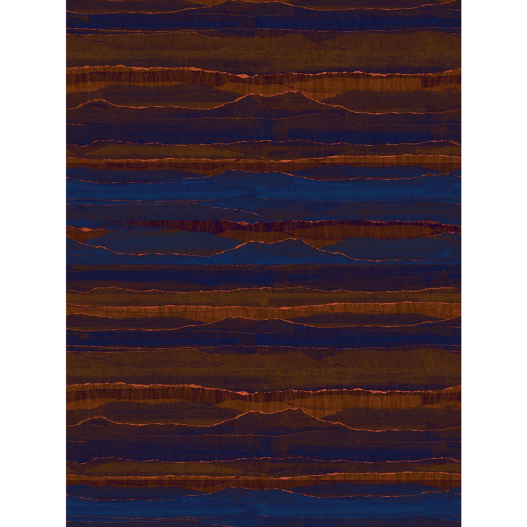 Scalamandre Wallpaper SC 0001 WP88452 HIDA BLUE AGATE - Inside Stores