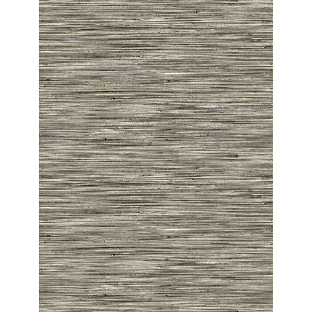 Scalamandre Wallpaper SC 0007 WP88457 DARK GREY - Inside Stores