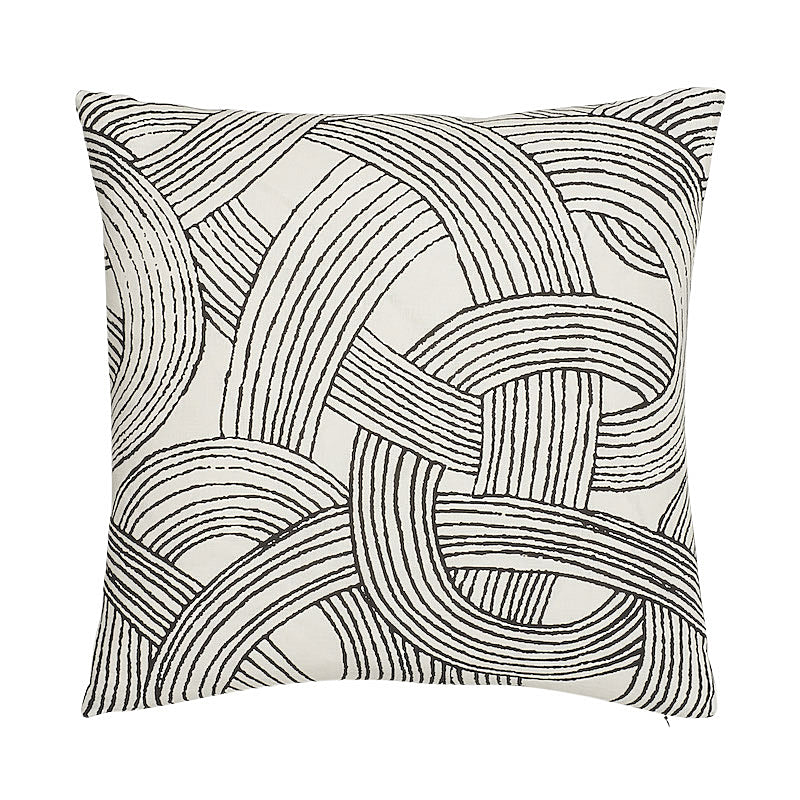 "Freeform 20"" Pillow by Schumacher - Inside Stores"