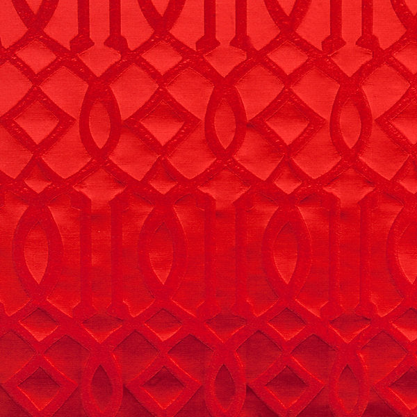 Scalamandre Fabric A91870-004 Master Trellis - Inside Stores