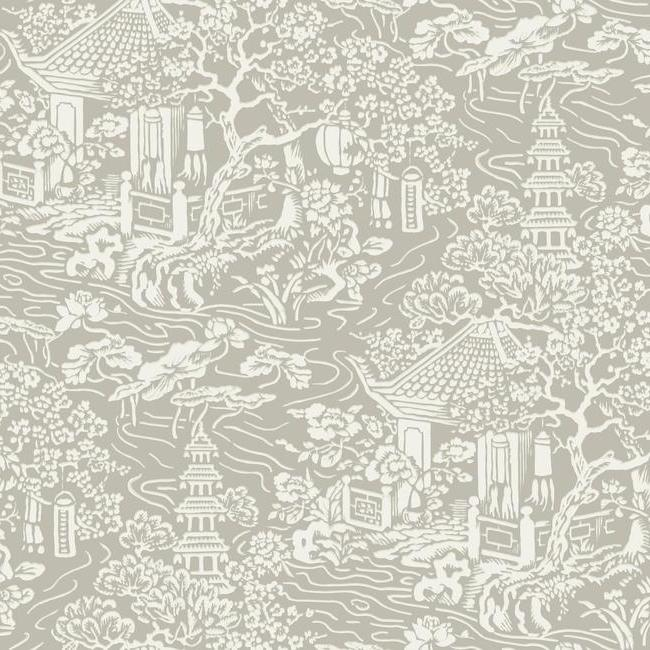 York Wallpaper AF6574 Chinoiserie - Inside Stores