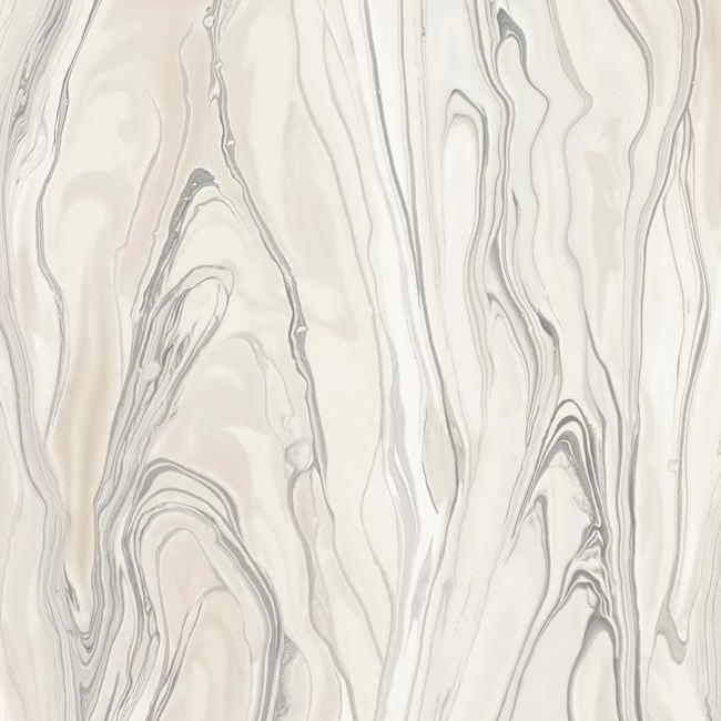 York Wallpaper CL2574 Liquid Marble - Inside Stores