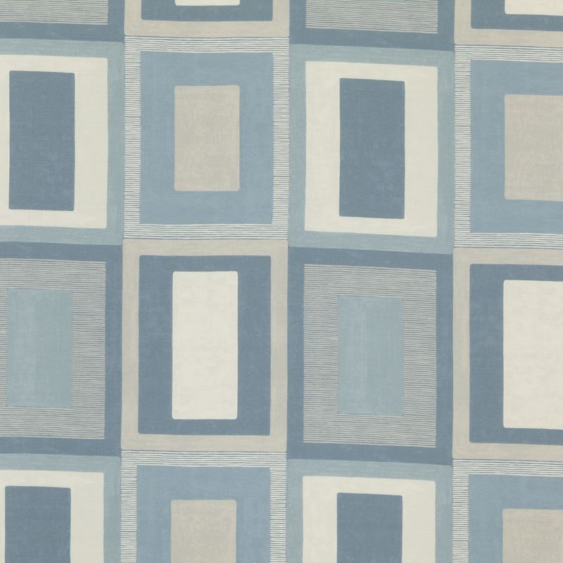 Threads Fabric ED75026.1 Moro Blue