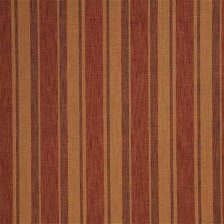 Mulberry Fabric FD600.N105 Jousting Stripe Sand/Rose/Grape